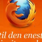 Firefox 9 klar for nedlastning