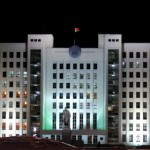 Internasjonal strid rundt internett i Hviterussland
