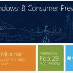 29. februar kan du teste Windows 8