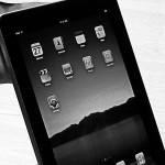 Forbedret iPad med «Lighting»-lader
