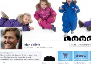Minipraten: Idar Vollvik