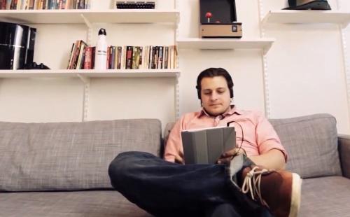 TILBAKE PÅ INTERNETT: Paul Miller har slått på internett igjen, etter ett år på sidelinja.