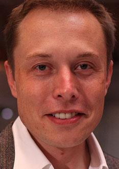 Oppfinner og «Petter Smart», Elon Musk. Foto: Wikimedia Commons