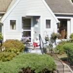 Fant sin avdøde bestemor på Google Street View