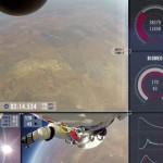 Denne videoen av Felix Baumgartner-hoppet har du ikke sett