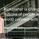 Blir Kickstarter-prosjektet en suksess?