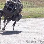 Her er USAs nye løpende superrobot