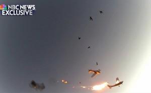 GoPro-kamera fanger alvorlig flykrasj på film