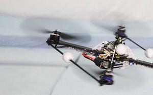 Avansert algoritme redder denne dronen fra å styrte