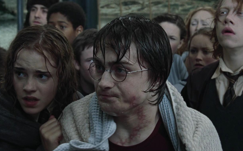 Foto: Harry Potter og ildbegeret
