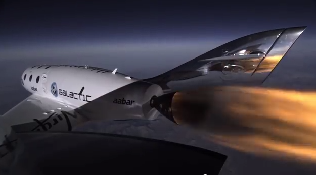 Virgin Galactic SpaceShipTwo