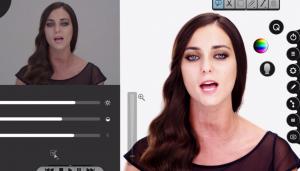 Musikkvideo viser ekstrem Photoshop-forvandling
