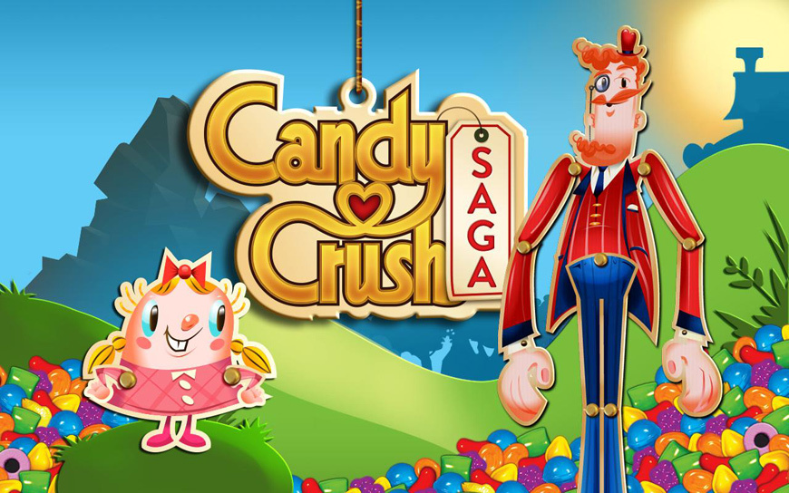 Foto: Candy Crush Saga