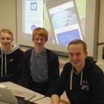 Norsk ungdomsbedrift utviklet mobilapp – nå satser de internasjonalt