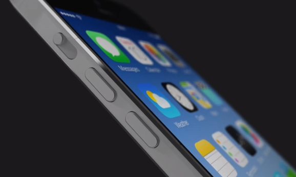 IPhone 6-konsept. Foto: Skjermdump / YouTube