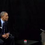 Slik har du aldri sett Barack Obama!