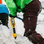 SP1 – ny snøsonde effektiviserer sikring av skiløyper