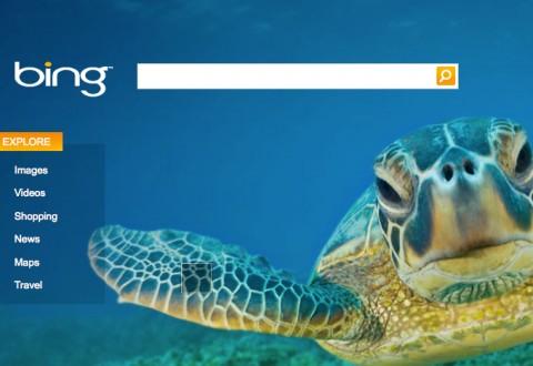 Over og ut med Bingsøk på nettet