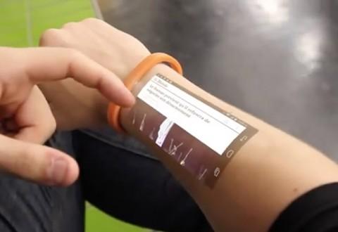 smartband-picoprojecteur
