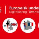 Nordmenn sier ja til offentlig digitalisering