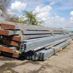 Ombrukt stål kan halvere byggekostnader