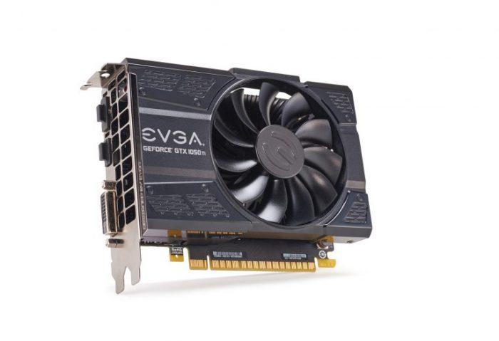 EVGA GeForce GTX 1050 Ti 4GB ACX 2.0
