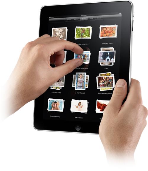 Når kommer Apples iPad til Norge? Vi venter i spenning....(Foto: Apple)