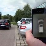 Snart kan bilen din parkere seg selv