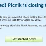 Picnik legges ned - flytter til Google+