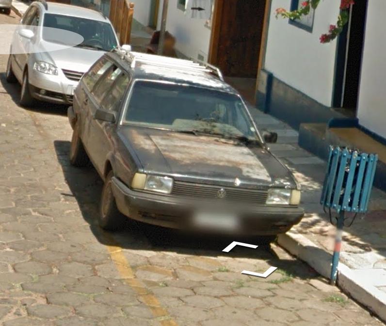 Ingen vits å sjekke bilskilt..