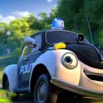 FILM: Pelle Politibil på Sporet