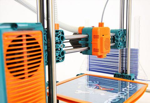 3D-printere gir nye muligheter.  Foto: Flickr / Creative Tools