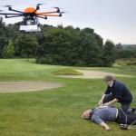 Denne dronen kan redde liv