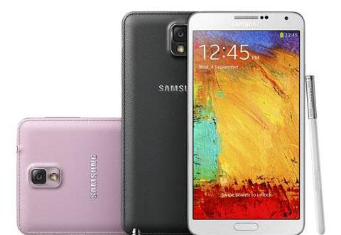Ny Galaxy Note. Foto: Samsung