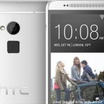HTC One Max har fingeravtrykkelser