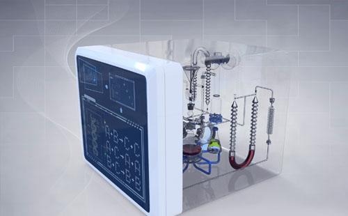 Forskere har utviklet programmeringsspråk for kunstig DNA. Foto:  L2XY2.com