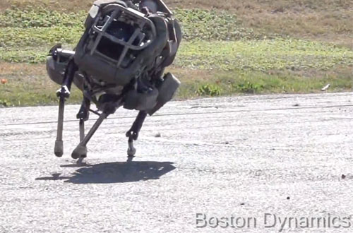 Foto: Boston Dynamics / YouTube