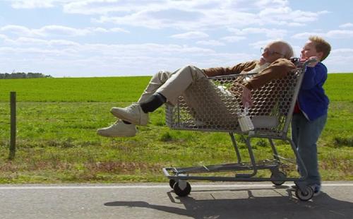 Foto: Bad Grandpa