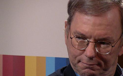 Google-sjef Eric Schmidt. Foto: privateidentity / Flickr