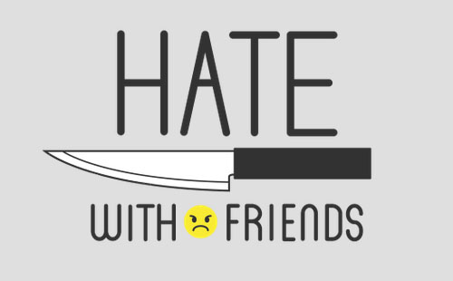 Foto: Hate With Friends