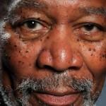 Dette er ikke et ekte bilde av Morgan Freeman