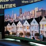 Samsung og LG med bøyelig TV