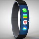 Apple-smartklokke med trådløs lading?