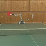 Denne roboten er en mester i bordtennis