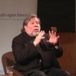 Steve Wozniak gjestet Trondheim: – Garasjehistorien er en myte