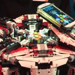 Lego-robot satte verdensrekord - løste rubiks kube på 3,2 sekunder