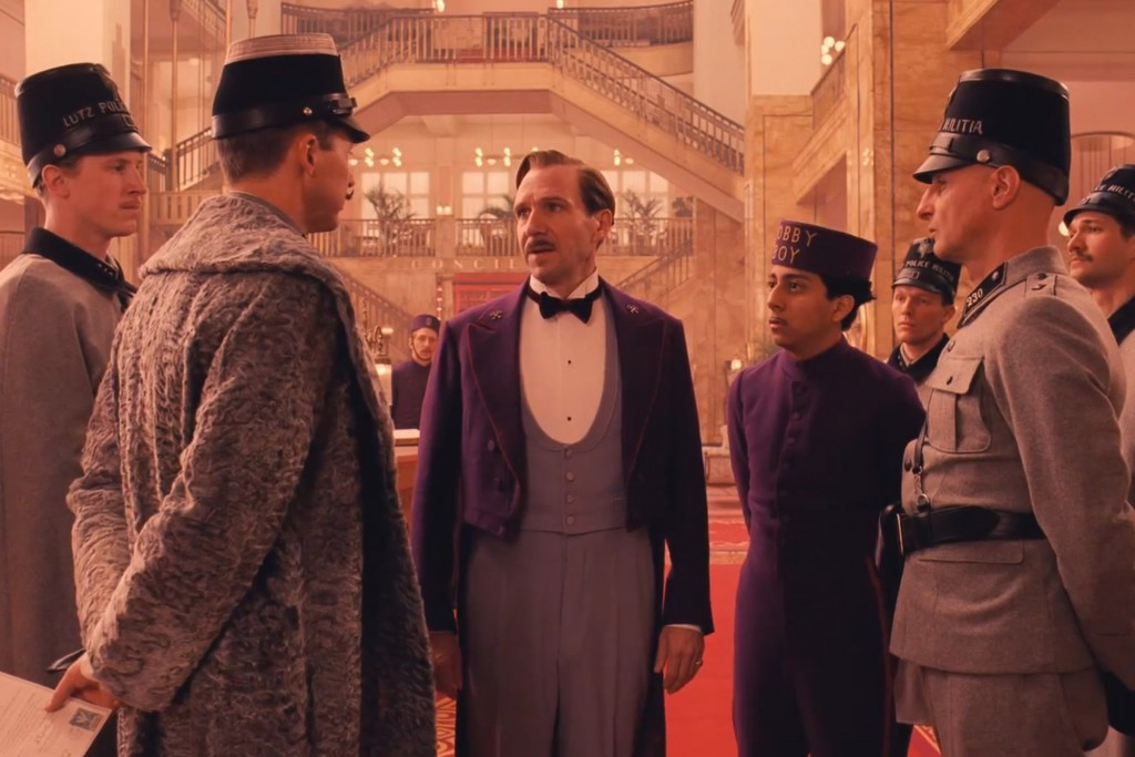 Foto: The Grand Budapest Hotel