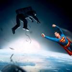Supermann redder Sandra Bullock i «slettet» Gravity-scene