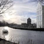 3D printer bygger kanalhus i Amsterdam