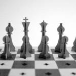 Genialt sjakkbrett snart på markedet